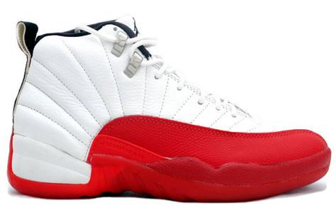 "Air Jordan 12 Retro ""Cherry"""