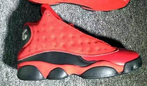 "Air Jordan 13 ""Chinese Singles Day"""