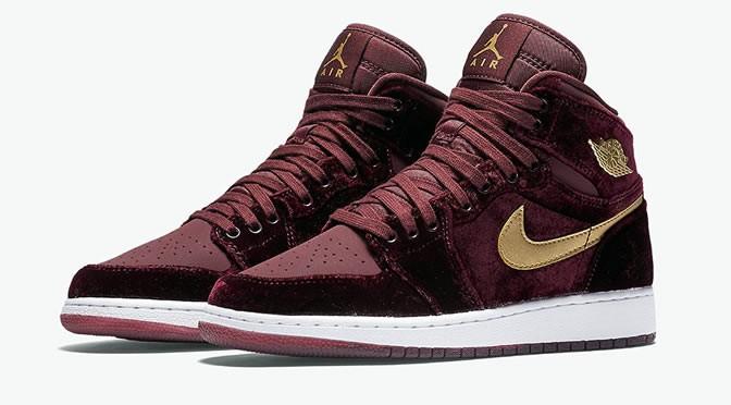 "Air Jordan Jordan 1 High GS ""Heiress"" Release Date"