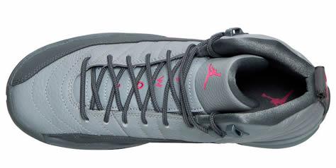 """Air Jordan 12 GS """"Vivid Pink"""" Release Date"""