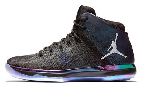 "Air Jordan 31 ""All Star"" Release Date"