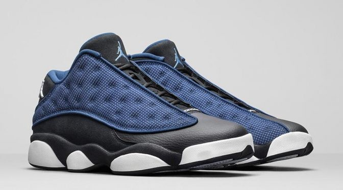 Air Jordan 13 Low Brave Blue Release Dates