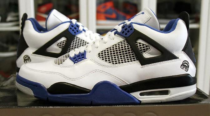 """Air Jordan 4 """"Motorsport"""" Release Date"""