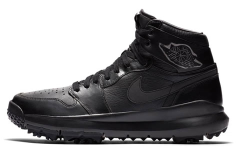 "Air Jordan 1 Golf Prm ""All Black"""