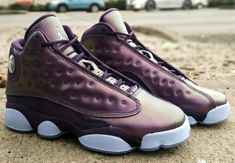"GS Air Jordan 13 Prm ""Dark Raisin"""