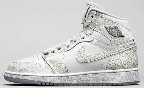 """Girl's Air Jordan 11 Retro High """"Frost White"""""""