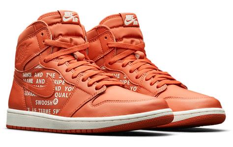 """e5861ae61da0e1 Air Jordan 1 High OG """"Nike Air""""3"""