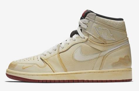 21d3b57abcef63 Jordan Release Dates September 2018. Nigel Sylvester x Air Jordan 1 High OG  1