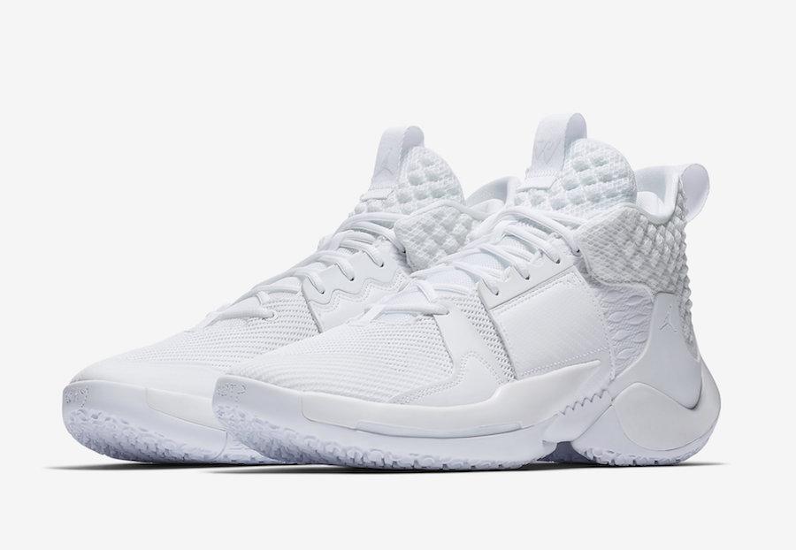 Jordan Release Dates September 2019